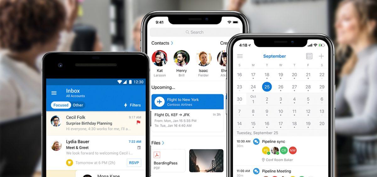 Office 365 - Uso de buzones compartidos en dispositivos móviles