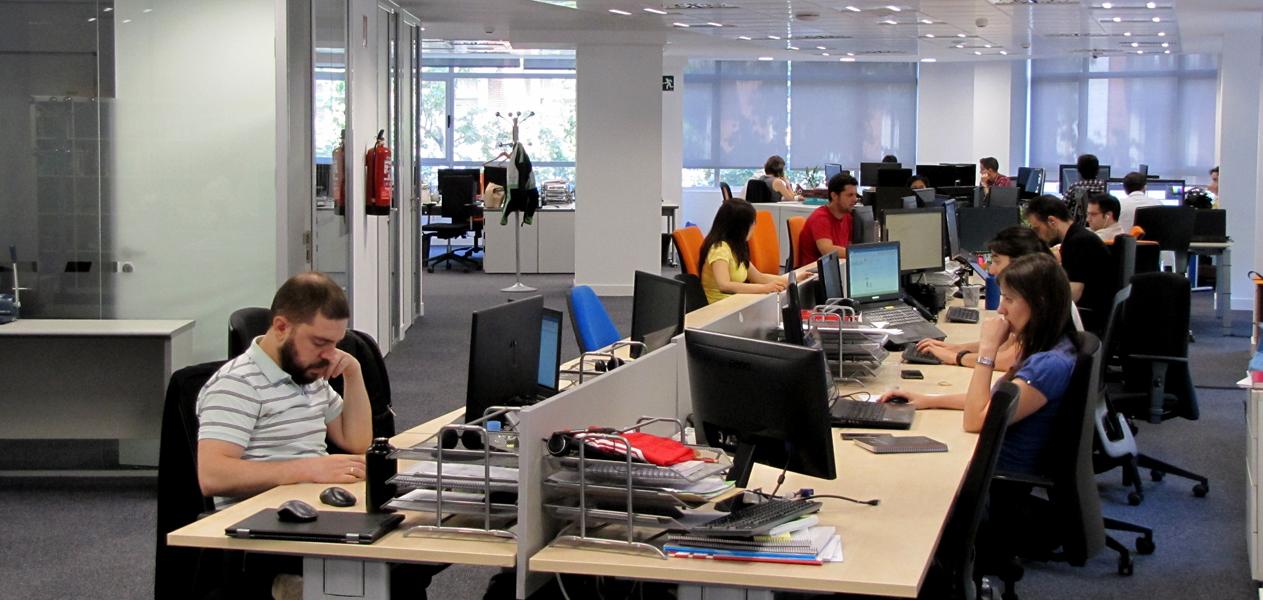 Oficinas EXEVI - Desarrollo