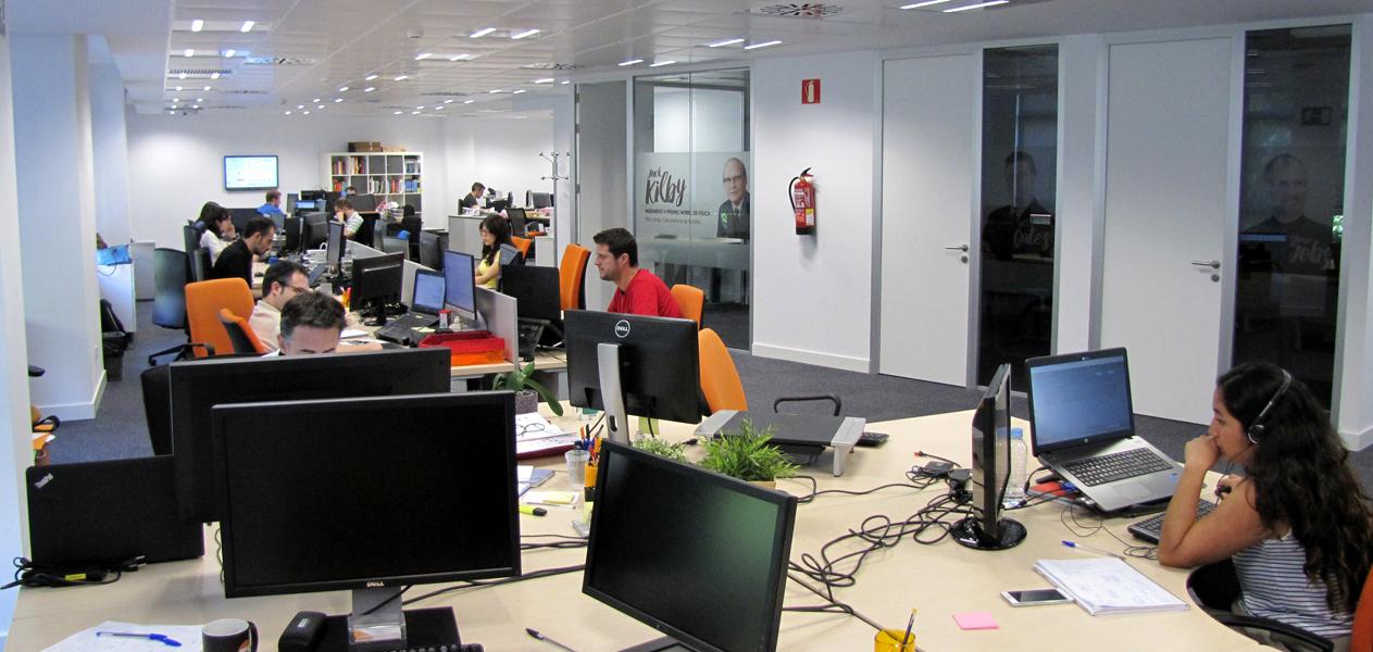 Oficinas EXEVI - Diseño