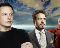 Elon Musk no es Ironman…, pero casi