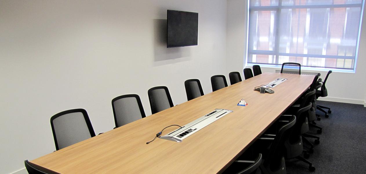 Oficinas EXEVI - Sala Torres Quevedo