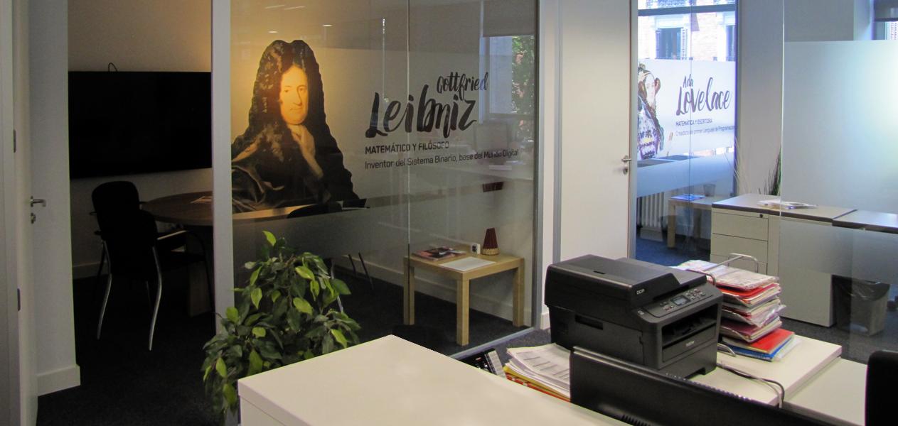 Oficinas EXEVI - Salas de Reunión