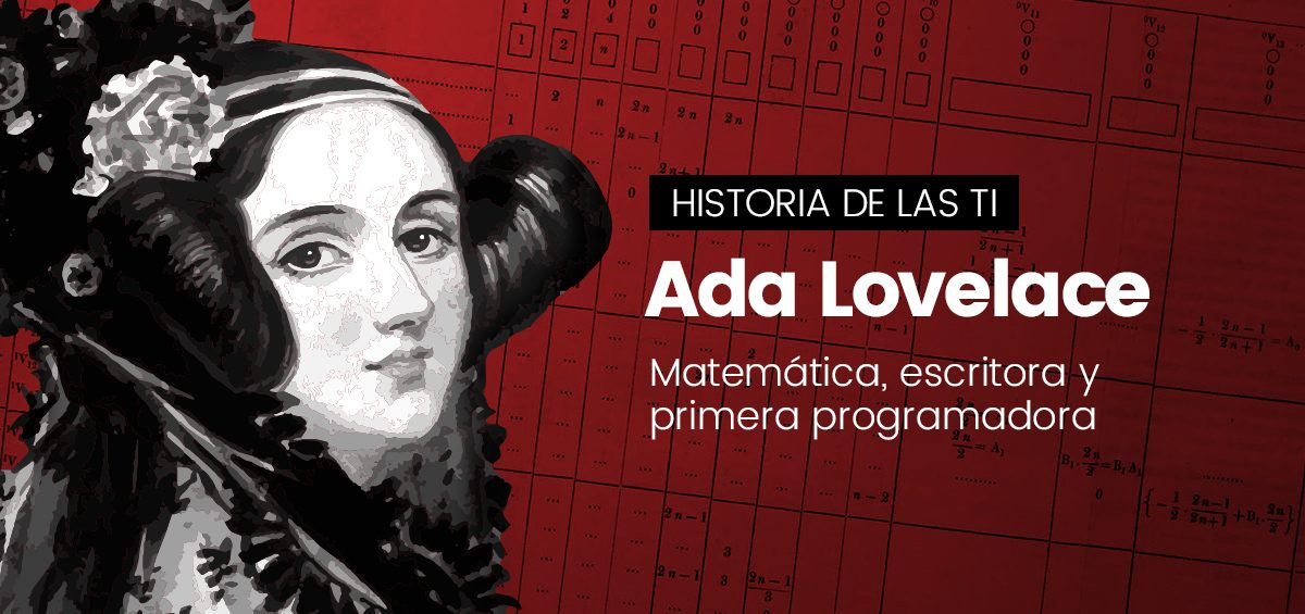 El primer programador..., ¡fue programadora!