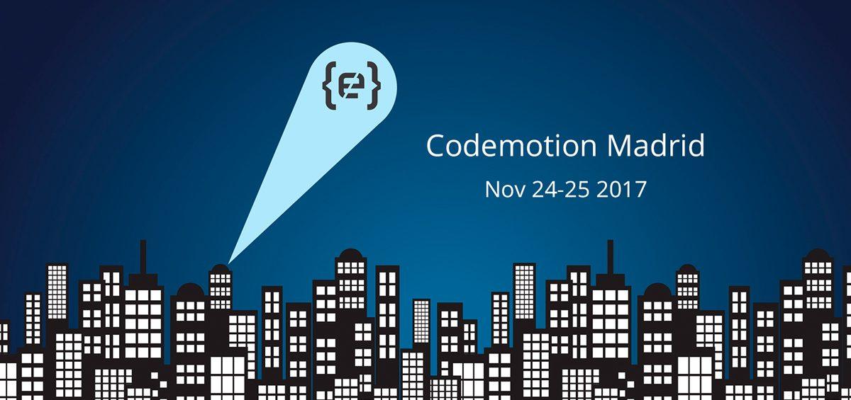 Codemotion 2017