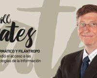 Bill Gates, el gran impulsor del acceso a las Tecnologías de la Información