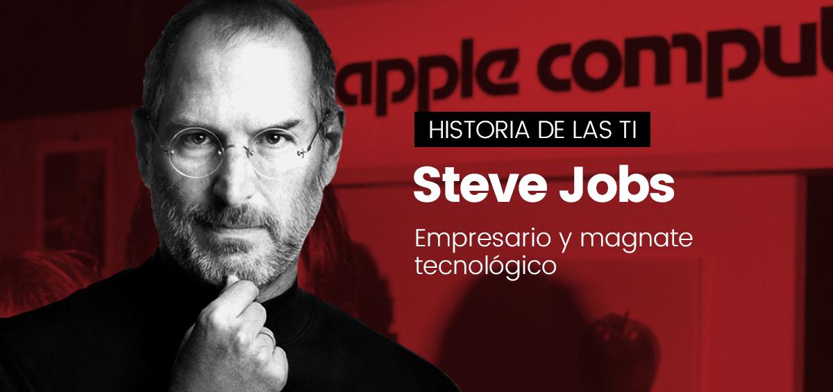 bb379561ff4 Steve Jobs, el hombre que revolucionó la informática moderna. Por Miguel  Ángel Gombau García | Historia de ...