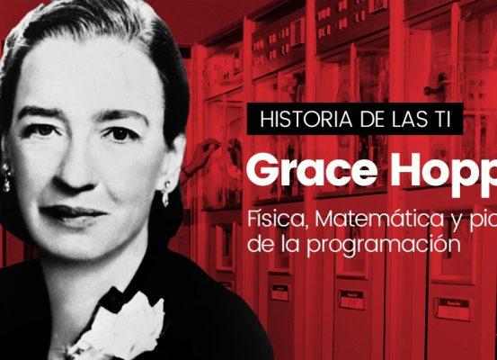 Grace Hopper, la brillante inventora del primer compilador