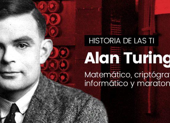 Turing, el maratoniano que hizo pensar a las máquinas