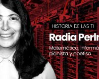 Radia Perlman, la poetisa de las redes