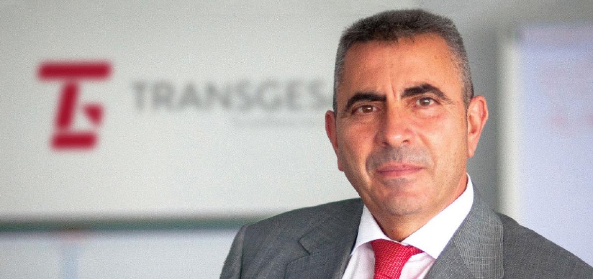 Carlos Cancela, Consejero Delegado de Transgesa.