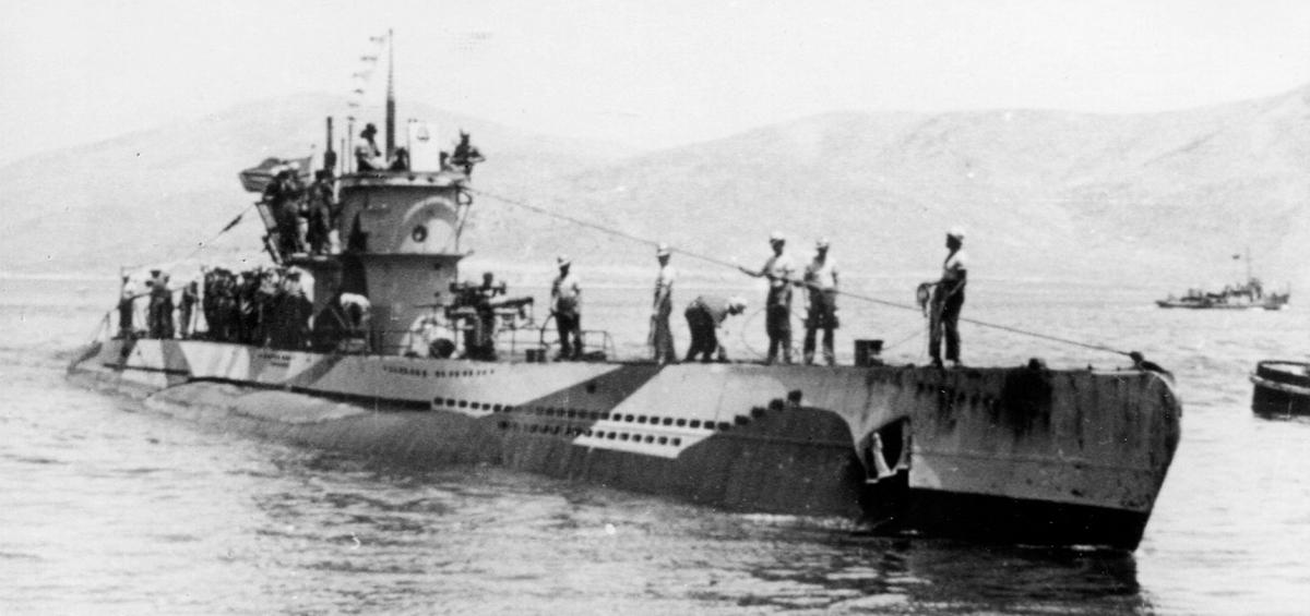 U-boot alemán