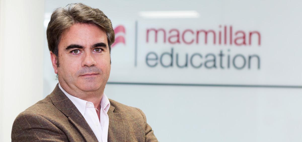 Javier Turégano, IT Manager de Macmillan Education Iberia