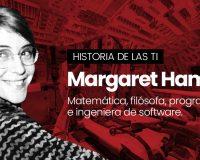 Margaret Hamilton, la ingeniera sin la cual la humanidad no hubiera llegado a la Luna