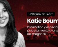 La ciencia de todo el mundo se rinde a los pies de la informática del momento: Katie Bouman