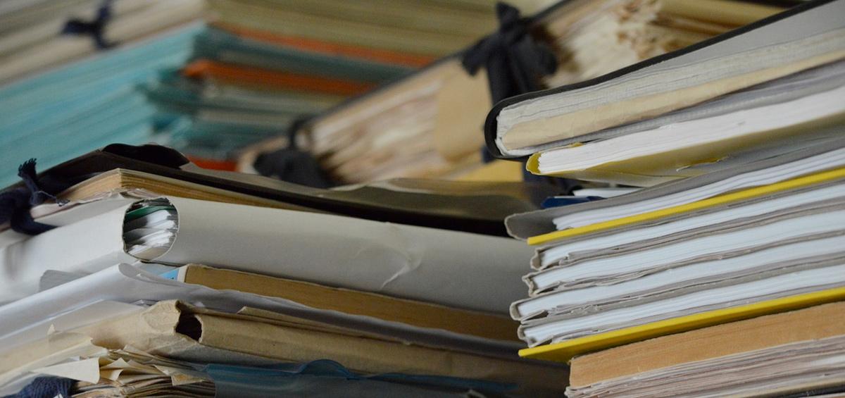 Manipulación y almacenaje papel