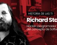Richard Stallman, gurú del software libre y polémico showman tecnológico