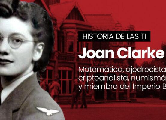 Joan Clarke, la criptoanalista y heroína de guerra de la apenas has oído hablar