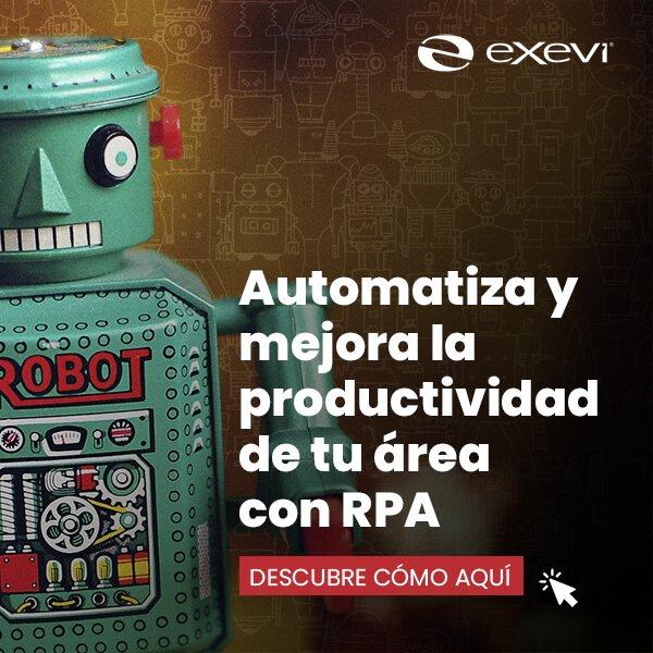 Automatiza y mejora la productividad de tu área