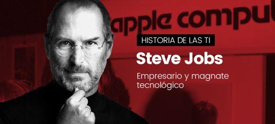 Steve Jobs, el hombre que revolucionó la informática moderna